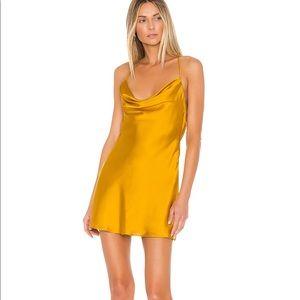 Lovers + Friends Boa Mini Dress